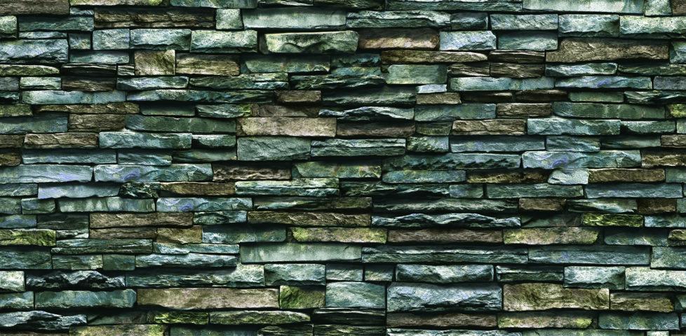 Giấy dán tường giả đá
